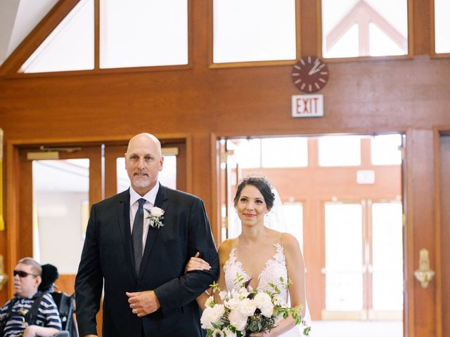 Patrick and Ashley's Wedding in Fort Belvoir, Virginia 3