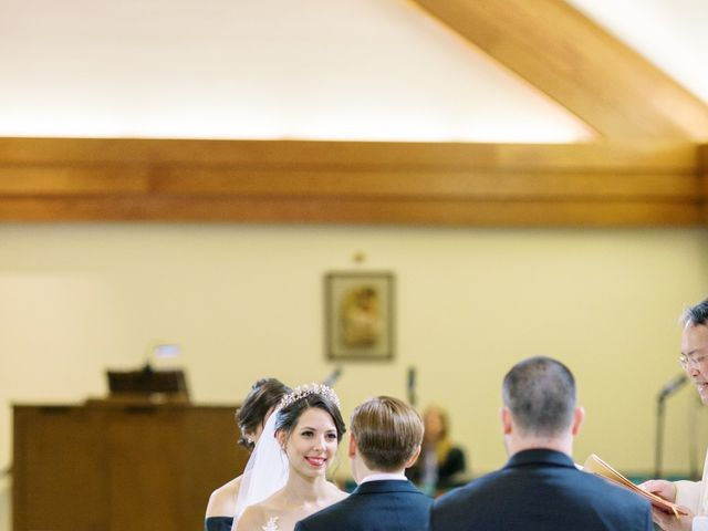 Patrick and Ashley's Wedding in Fort Belvoir, Virginia 6