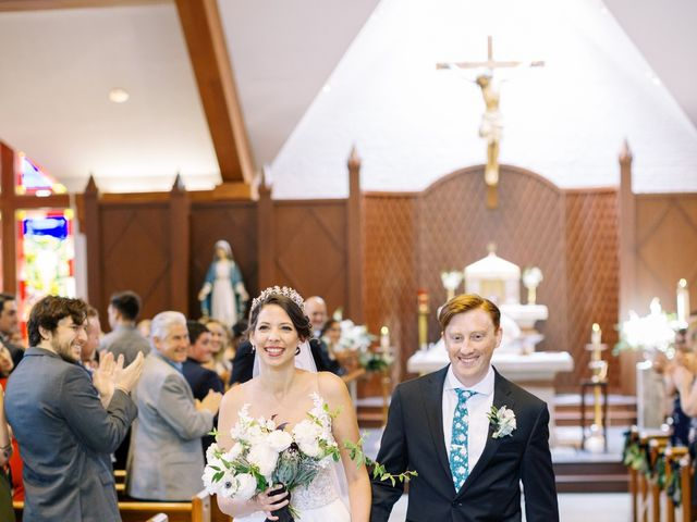 Patrick and Ashley's Wedding in Fort Belvoir, Virginia 9