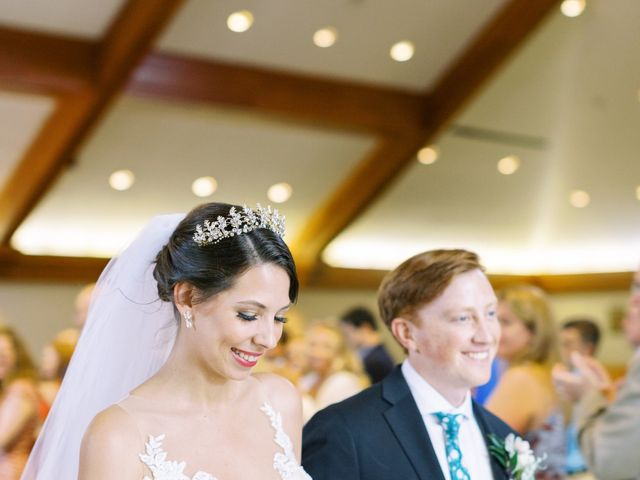 Patrick and Ashley's Wedding in Fort Belvoir, Virginia 10