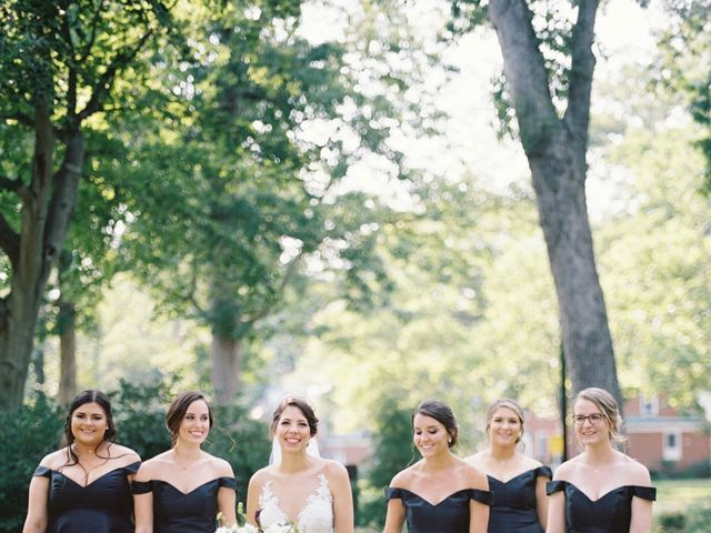 Patrick and Ashley's Wedding in Fort Belvoir, Virginia 23