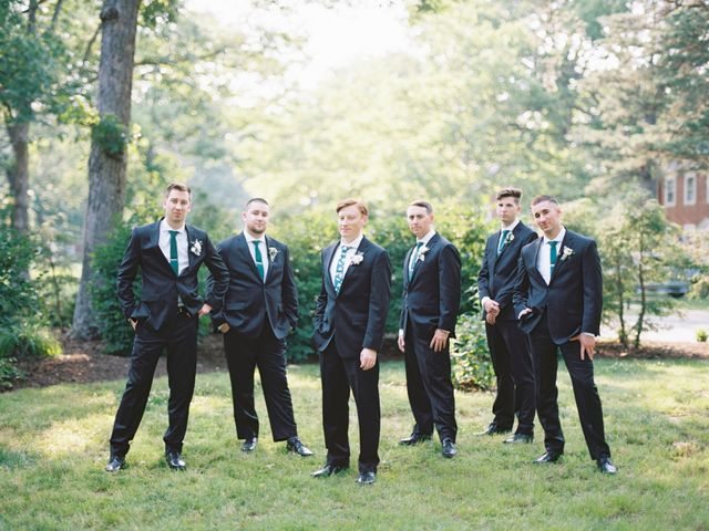 Patrick and Ashley's Wedding in Fort Belvoir, Virginia 25