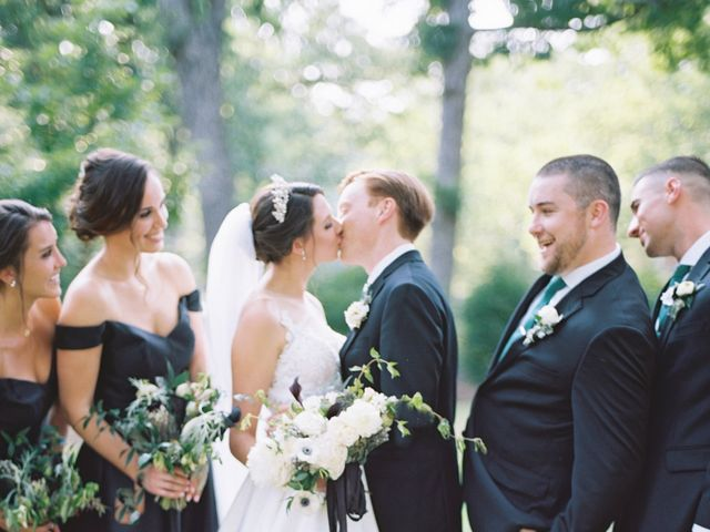 Patrick and Ashley's Wedding in Fort Belvoir, Virginia 26