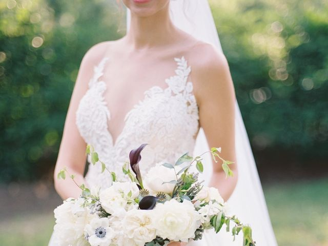 Patrick and Ashley's Wedding in Fort Belvoir, Virginia 28