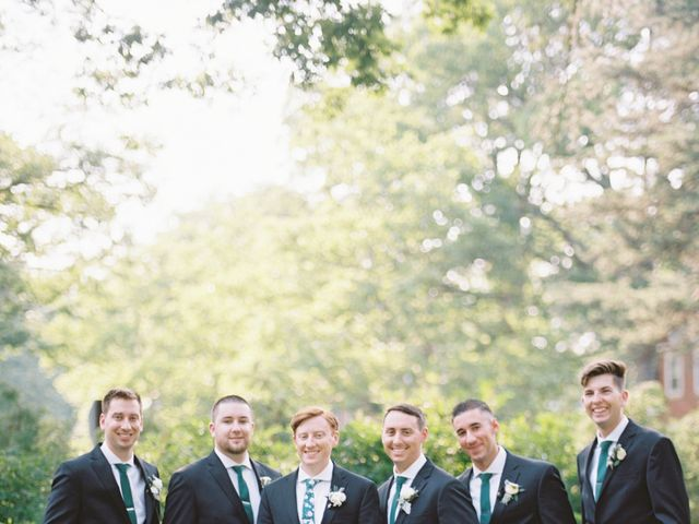 Patrick and Ashley's Wedding in Fort Belvoir, Virginia 30