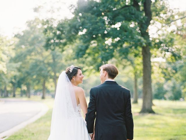 Patrick and Ashley's Wedding in Fort Belvoir, Virginia 31