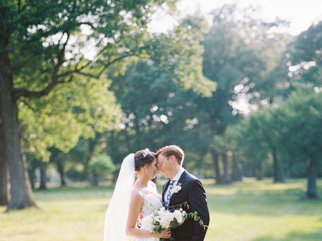 Patrick and Ashley's Wedding in Fort Belvoir, Virginia 32