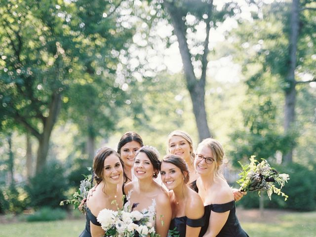 Patrick and Ashley's Wedding in Fort Belvoir, Virginia 34