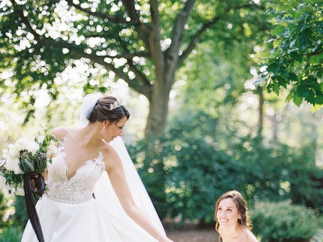 Patrick and Ashley's Wedding in Fort Belvoir, Virginia 35