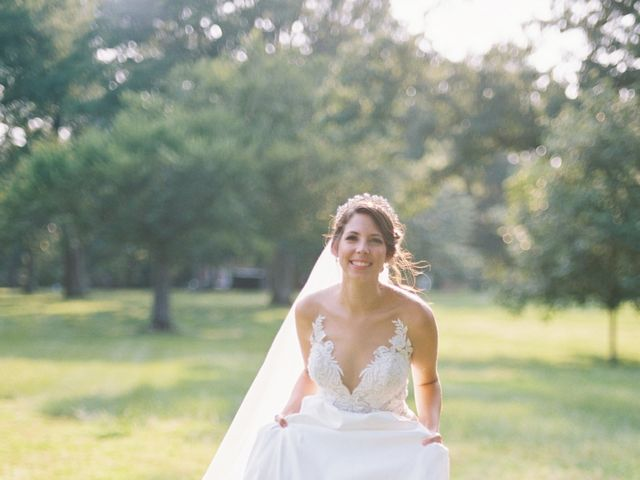 Patrick and Ashley's Wedding in Fort Belvoir, Virginia 37