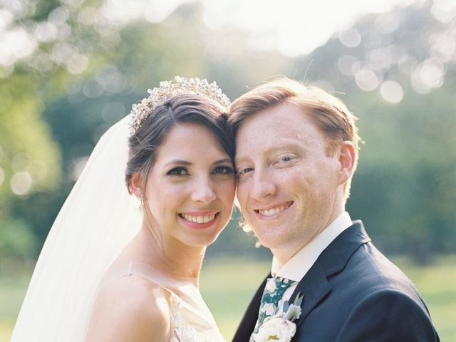 Patrick and Ashley's Wedding in Fort Belvoir, Virginia 39