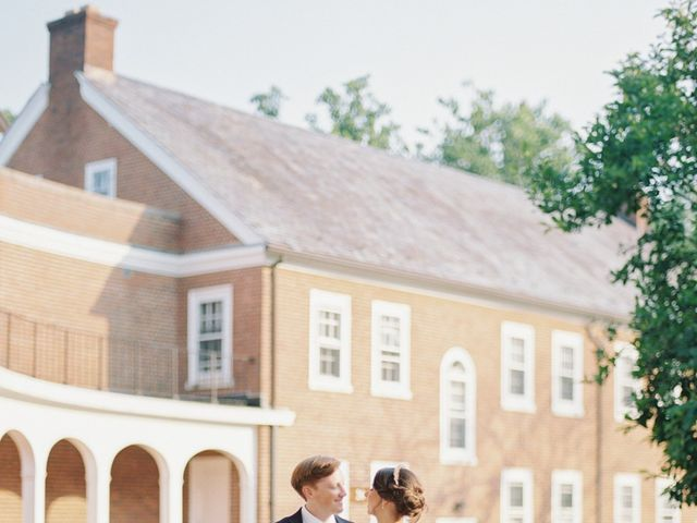 Patrick and Ashley's Wedding in Fort Belvoir, Virginia 1
