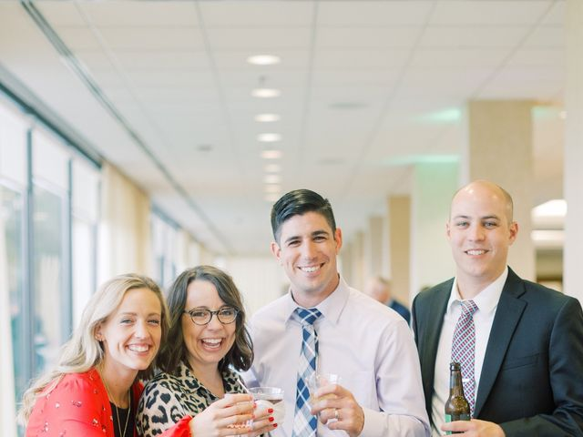 Patrick and Ashley's Wedding in Fort Belvoir, Virginia 42