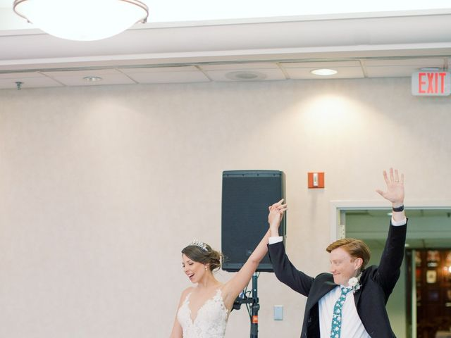Patrick and Ashley's Wedding in Fort Belvoir, Virginia 43