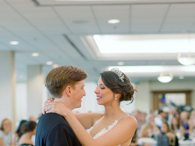 Patrick and Ashley's Wedding in Fort Belvoir, Virginia 44