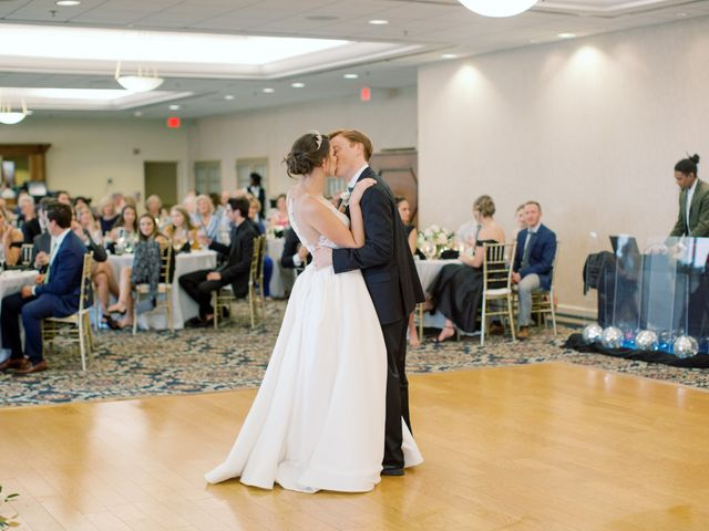 Patrick and Ashley's Wedding in Fort Belvoir, Virginia 45