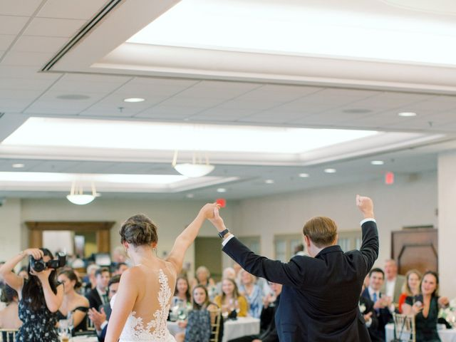 Patrick and Ashley's Wedding in Fort Belvoir, Virginia 46