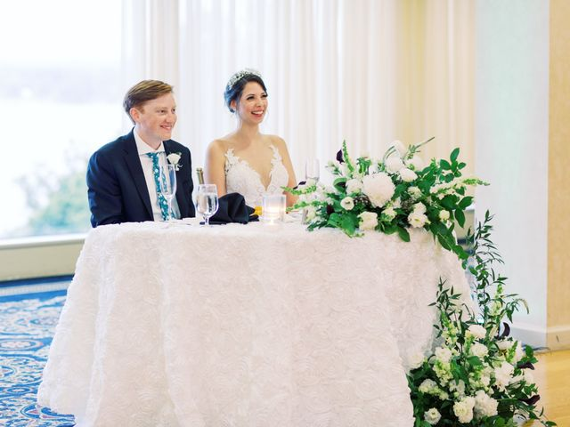 The wedding of Ashley and Patrick