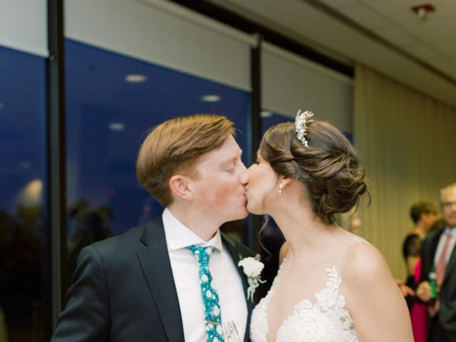 Patrick and Ashley's Wedding in Fort Belvoir, Virginia 53