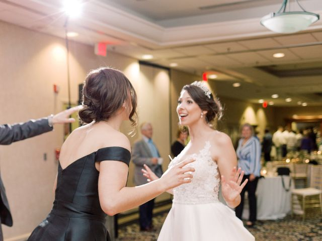 Patrick and Ashley's Wedding in Fort Belvoir, Virginia 56