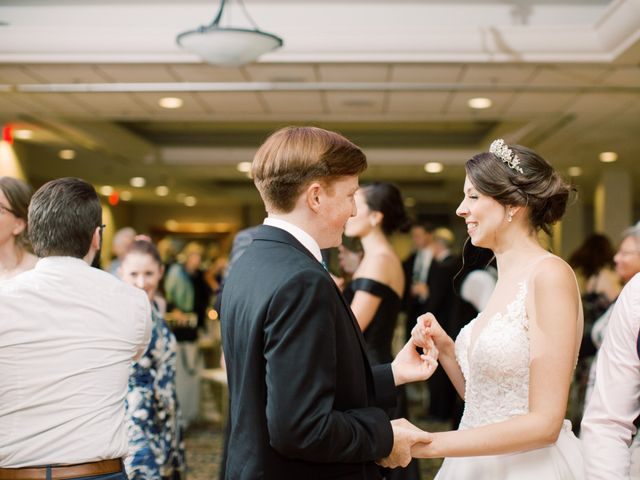 Patrick and Ashley's Wedding in Fort Belvoir, Virginia 58