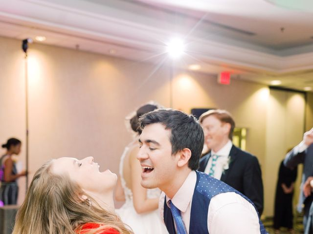 Patrick and Ashley's Wedding in Fort Belvoir, Virginia 59