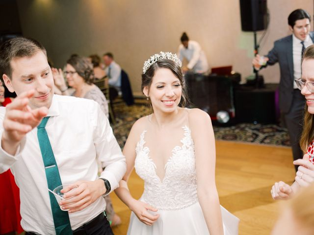 Patrick and Ashley's Wedding in Fort Belvoir, Virginia 63