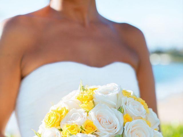 Ina and Luca's wedding in Hawaii 1