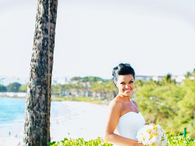 Ina and Luca's wedding in Hawaii 2