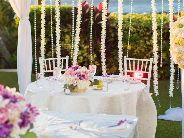 Ina and Luca's wedding in Hawaii 22