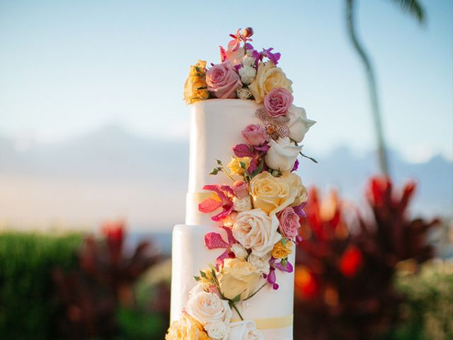 Ina and Luca's wedding in Hawaii 23