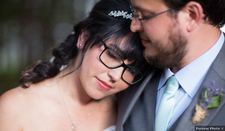 Molly and Bruce's Wedding in Eagle River, Wisconsin