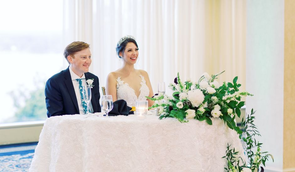 Patrick and Ashley's Wedding in Fort Belvoir, Virginia
