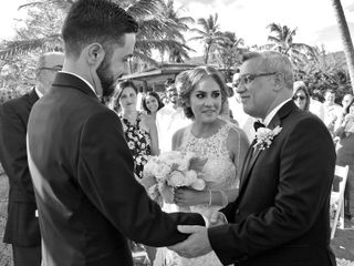 Juance and Giselle's Wedding in Lajas, Puerto Rico 3