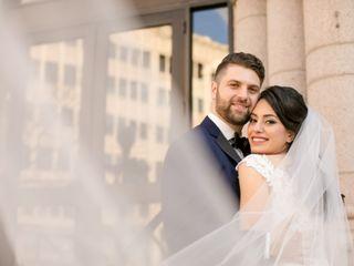 The wedding of Qamar and Kasim