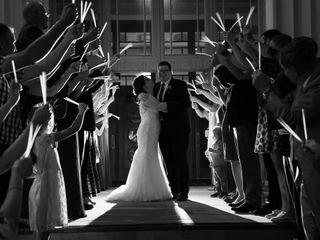 The wedding of Elisabeth and Bryan 1