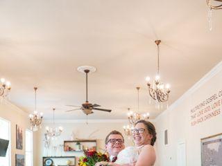 The wedding of Elisabeth and Bryan