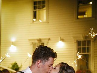 The wedding of Ashli and Greg 1