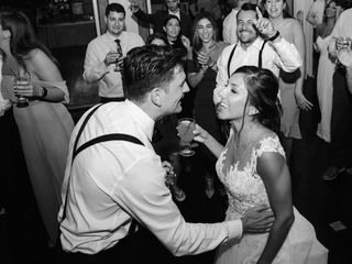 The wedding of Ashli and Greg 2
