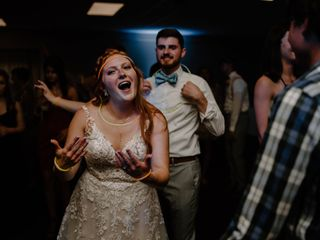 The wedding of Hannah and Nate 1