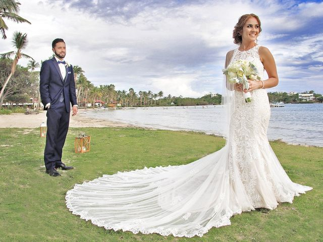 Juance and Giselle's Wedding in Lajas, Puerto Rico 2
