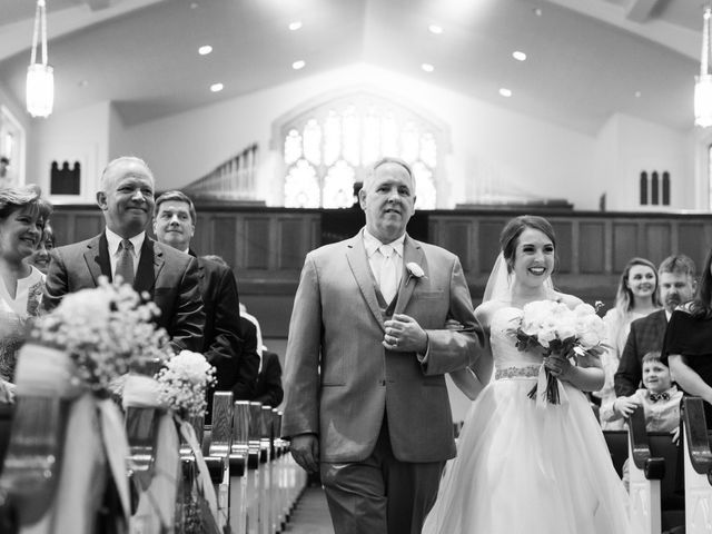 Allison and Joseph's Wedding in Memphis, Tennessee 13