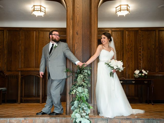 The wedding of Joseph and Allison