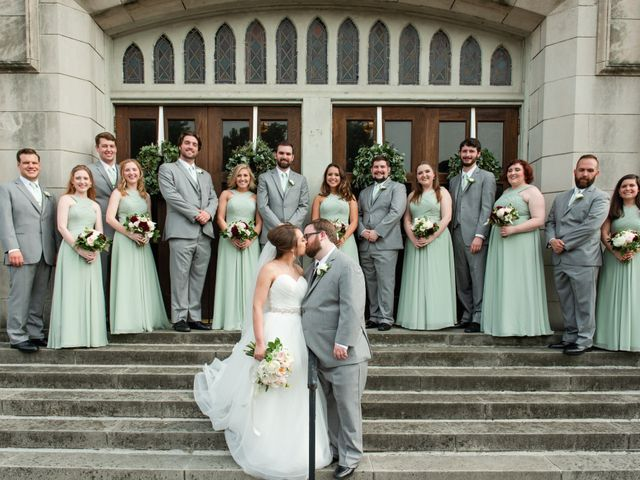 Allison and Joseph's Wedding in Memphis, Tennessee 2