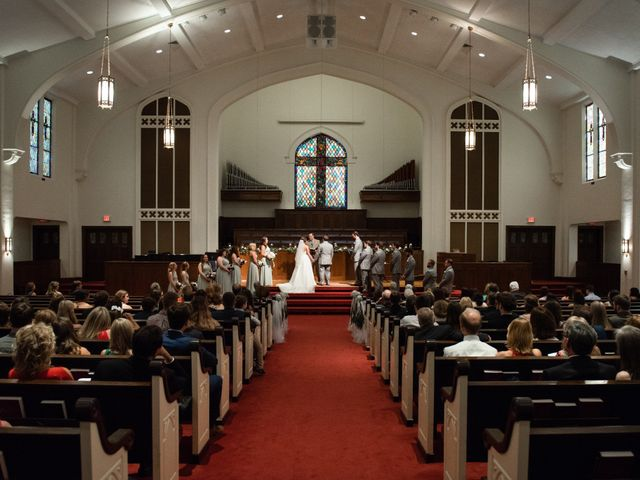 Allison and Joseph's Wedding in Memphis, Tennessee 23