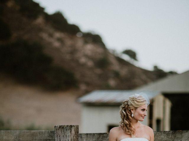 Anna and James's Wedding in Santa Ynez, California 1