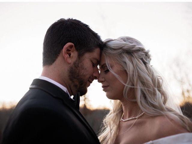 The wedding of Jake and Alexandria