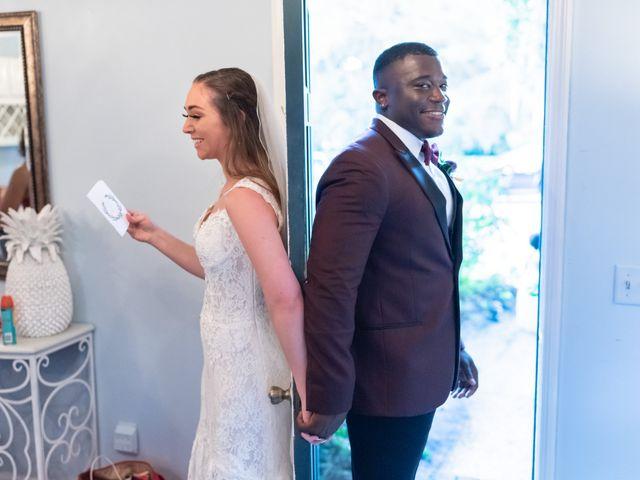 James and Taylor's Wedding in Charleston, South Carolina 29
