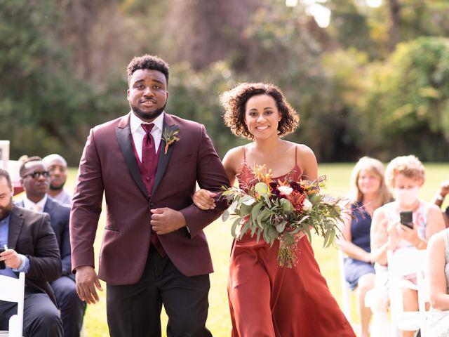 James and Taylor's Wedding in Charleston, South Carolina 32