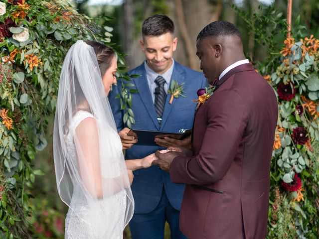 James and Taylor's Wedding in Charleston, South Carolina 40